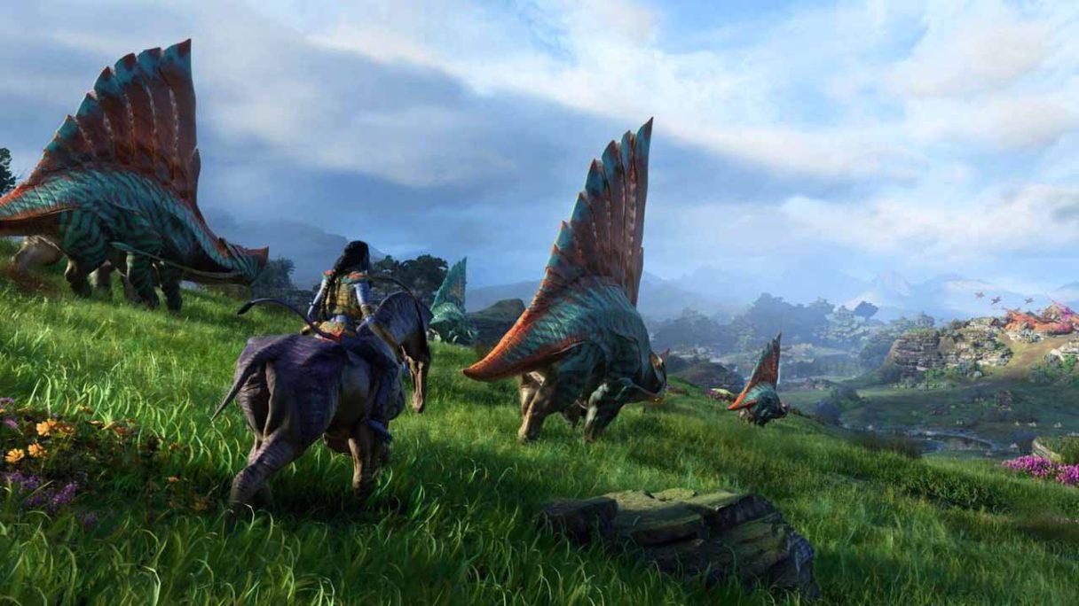 Avatar: Frontiers of Pandora - zrzut ekranu