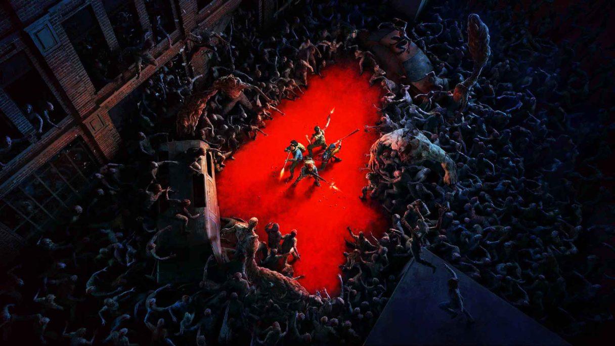 Back 4 Blood - grafika