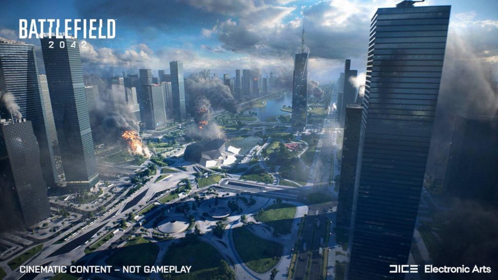 Battlefield 2042 - mapa Kalejdoskop dziejąca się w Korei
