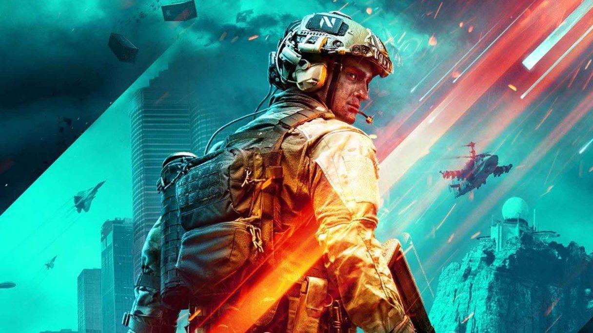 Battlefield 2042 - grafika