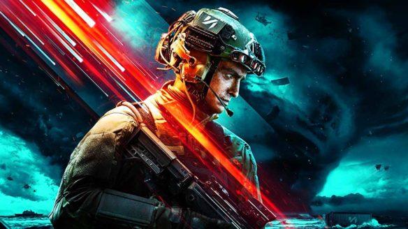 Battlefield 2042 - żołnierz