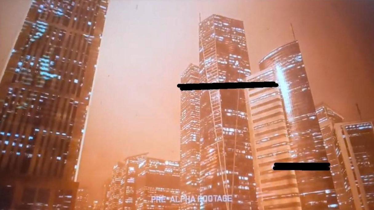 Battlefield 6 - wieżowce w mieście
