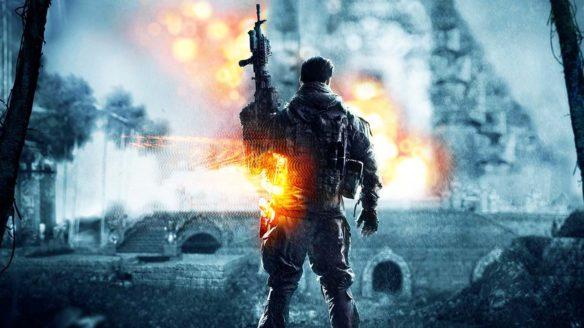 Battlefield 6 a personalizacja broni - grafika z postacią