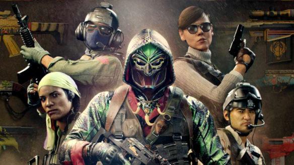 Call of Duty Warzone - skiny postaci