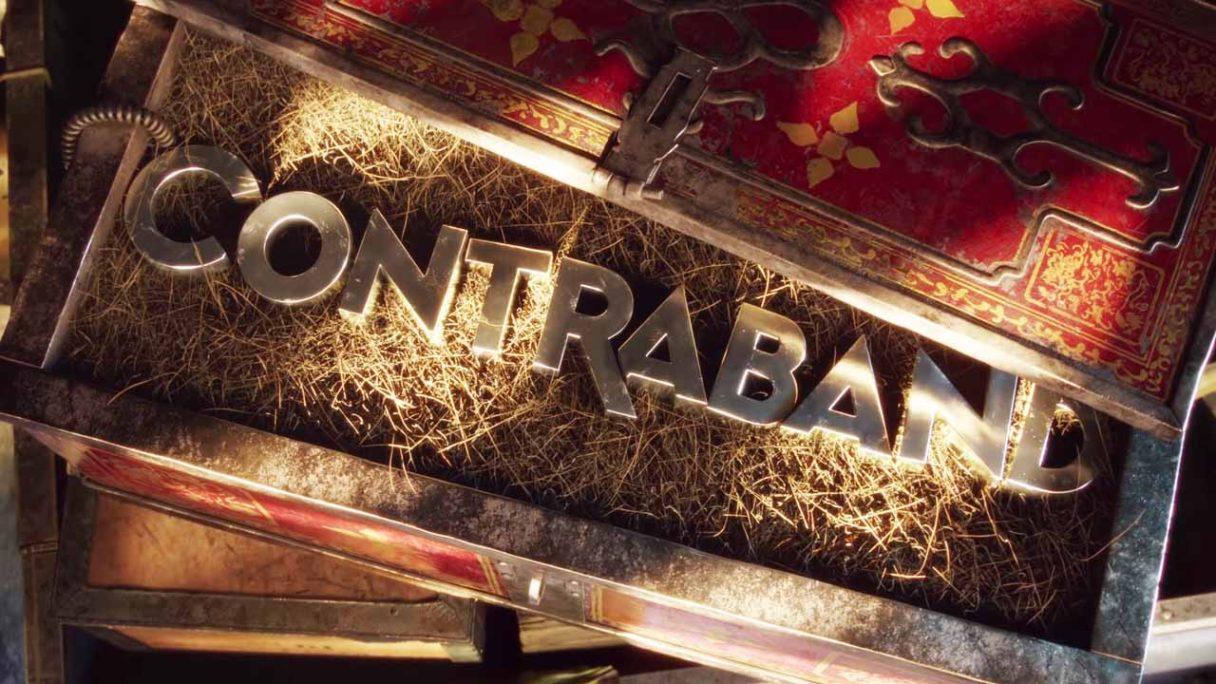 Contraband - logo gry