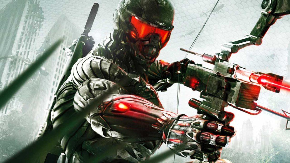 Crysis Remastered Trilogy zapowiedziane