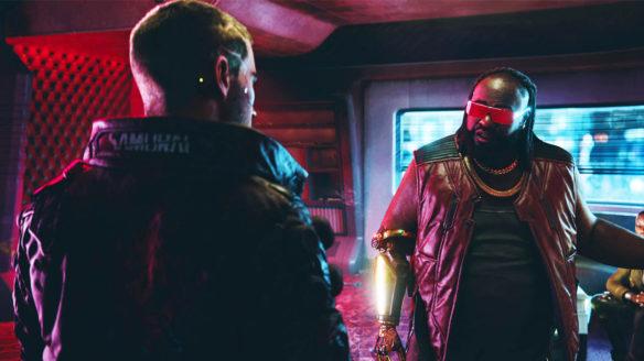 Cyberpunk 2077 - postacie