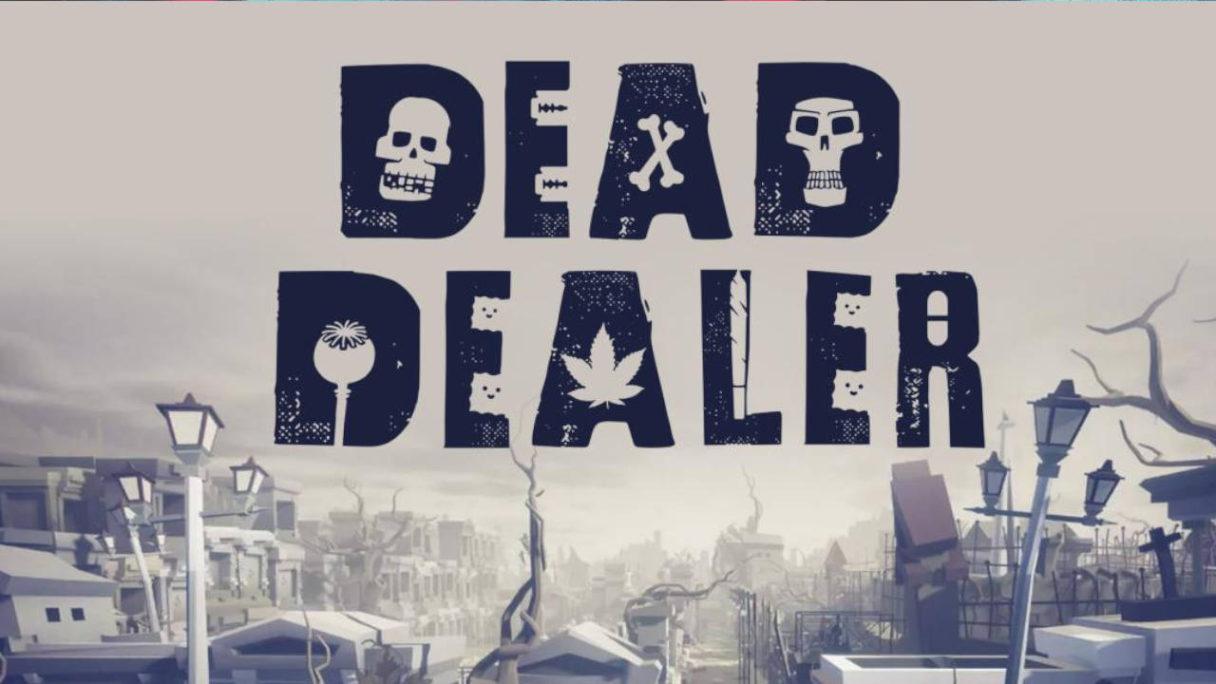 Dead Dealer - logo gry