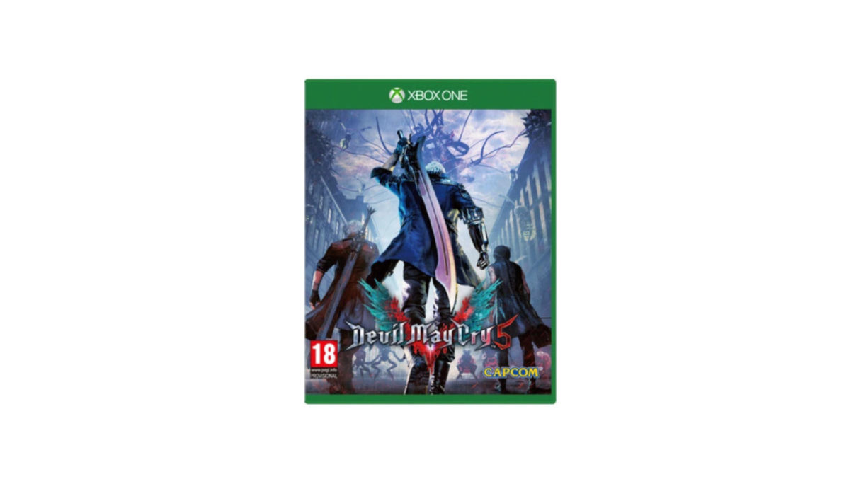 devil may cry 5 xbox