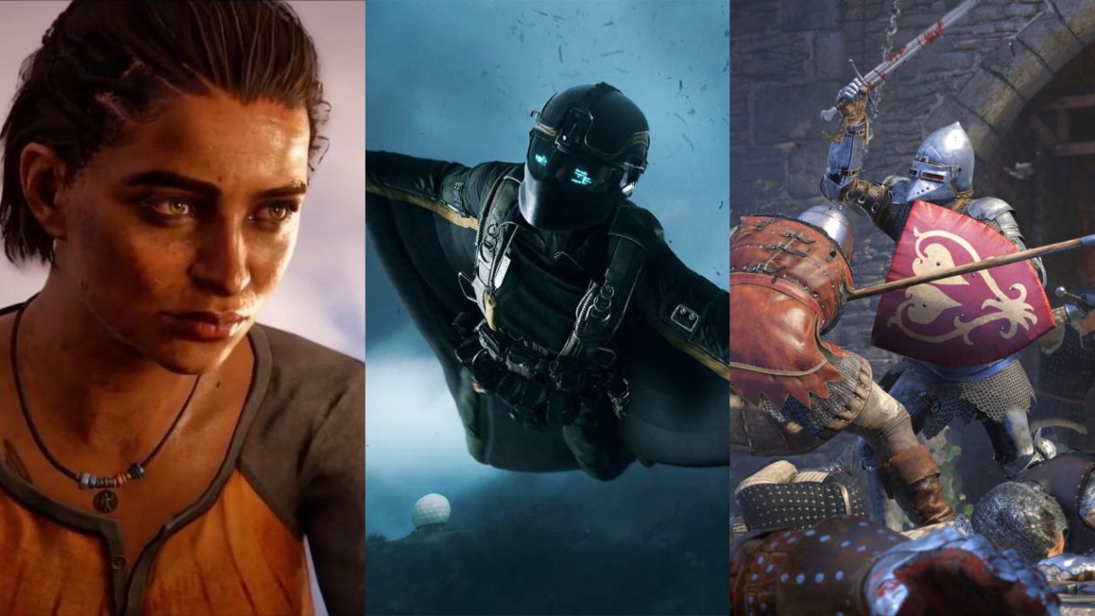 DoGRYwka - Główna bohaterka Far Cry 6, latający żołnierz z Battlefield 2042, walka z Kingdom Come