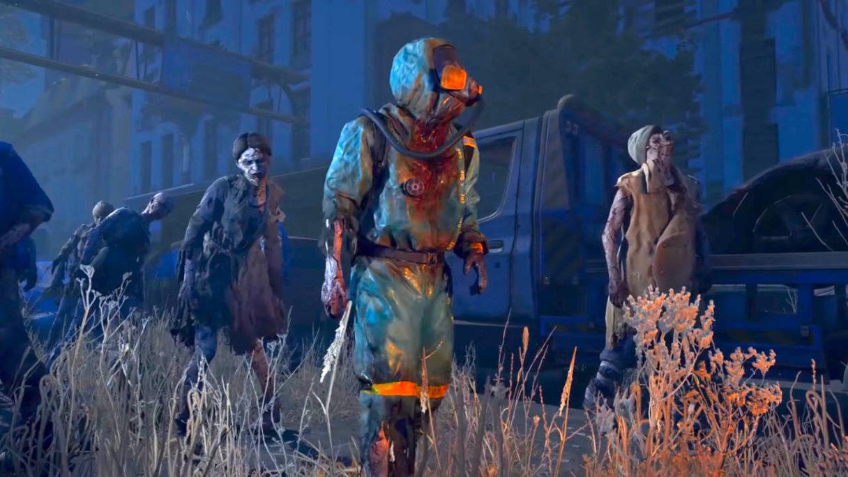 Dying Light 2 Stay Human - zombie w różnych strojach