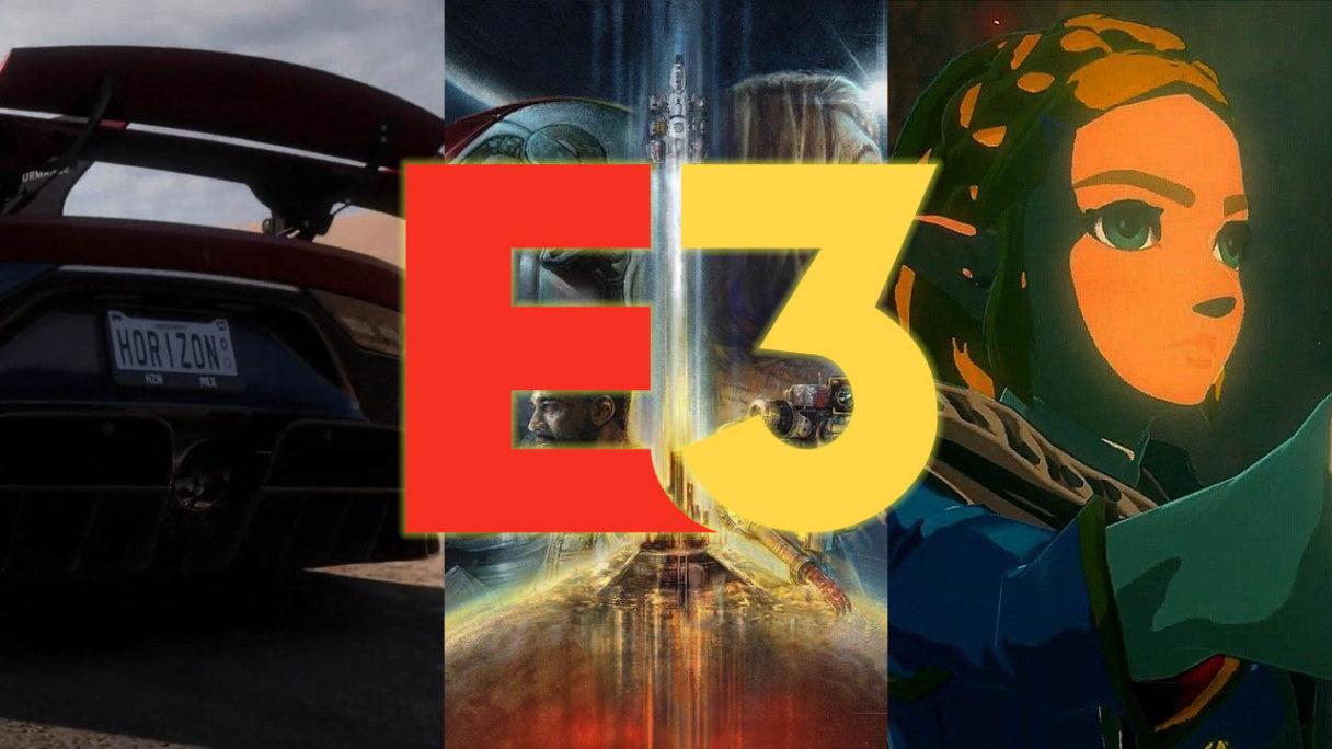 E3 2021 - najważneisjze zapowiedzi