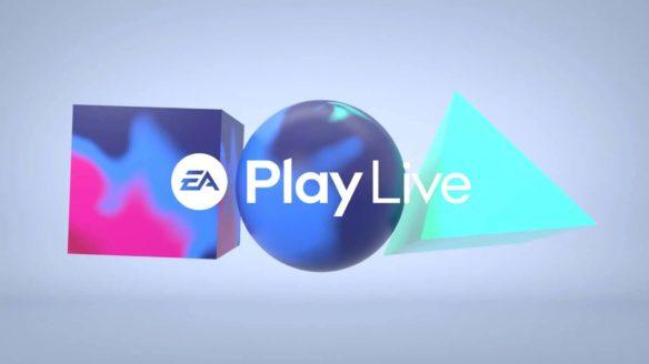 EA Play Live - logo konferencji