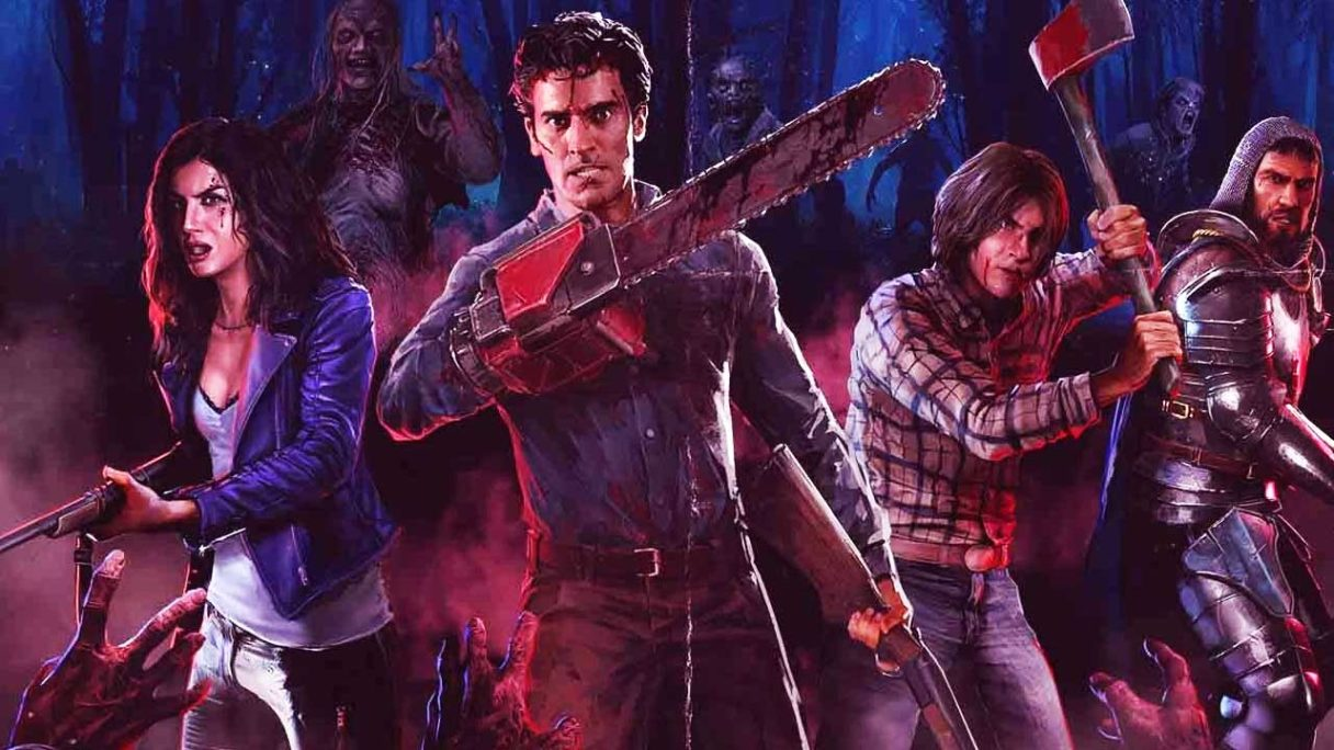 Evil Dead: The Game - bohaterowie