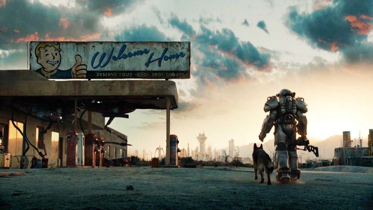 Fallout 4 - grafika