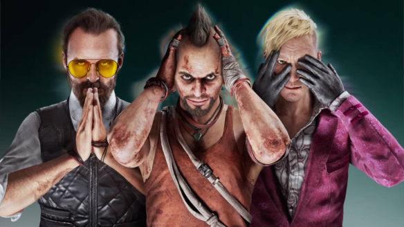 Far Cry 6 - antagoniści z serii