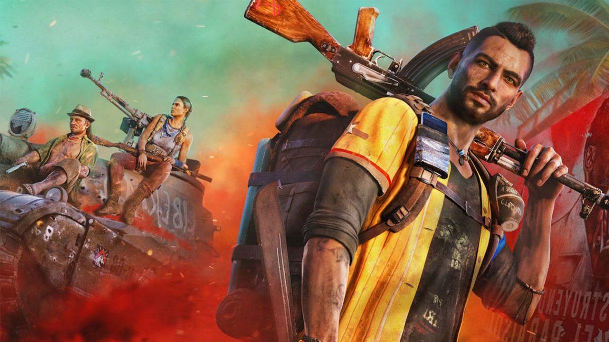 Far Cry 6 - postacie