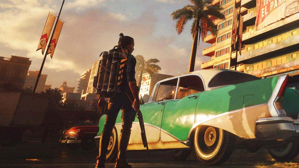 Far Cry 6 - zrzut ekranu z gry