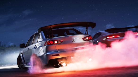 Forza Horizon 5 - samochody