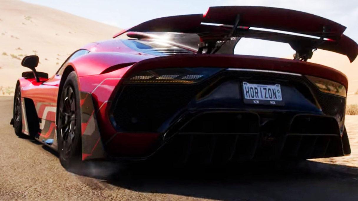 Forza Horizon 5 - samochód