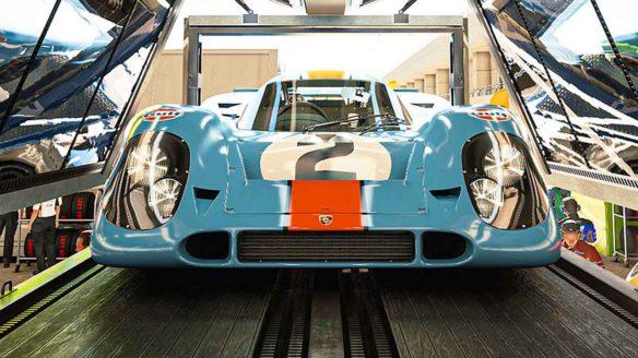 Gran Turismo 7 - samochód