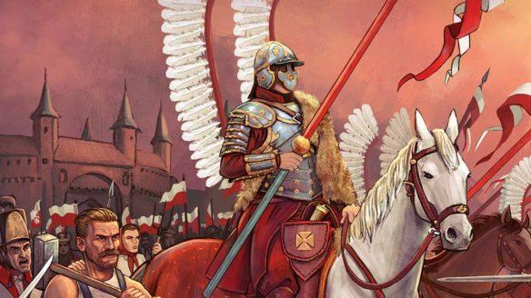 Humankind - fragment polskiej okładki