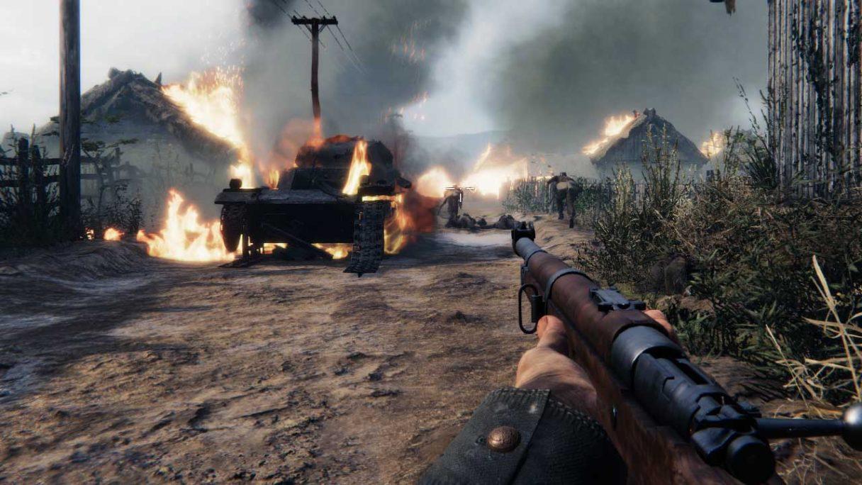 Land of War - zrzut ekranu