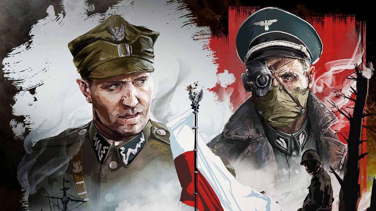 Land of War - grafika z postaciami