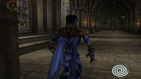 Legacy of Kain wampir Raziel