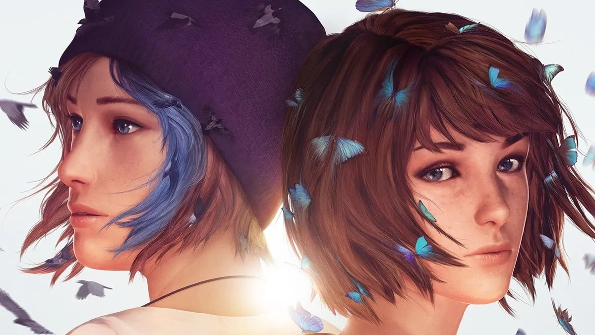 Life is Strange Remastered Collection Max i Chloe