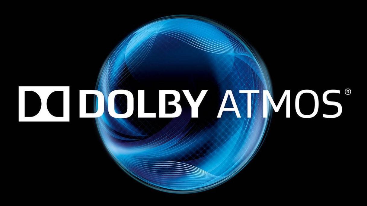 Logo Dolby Atmos - na PS5 dopiero za 2 lata