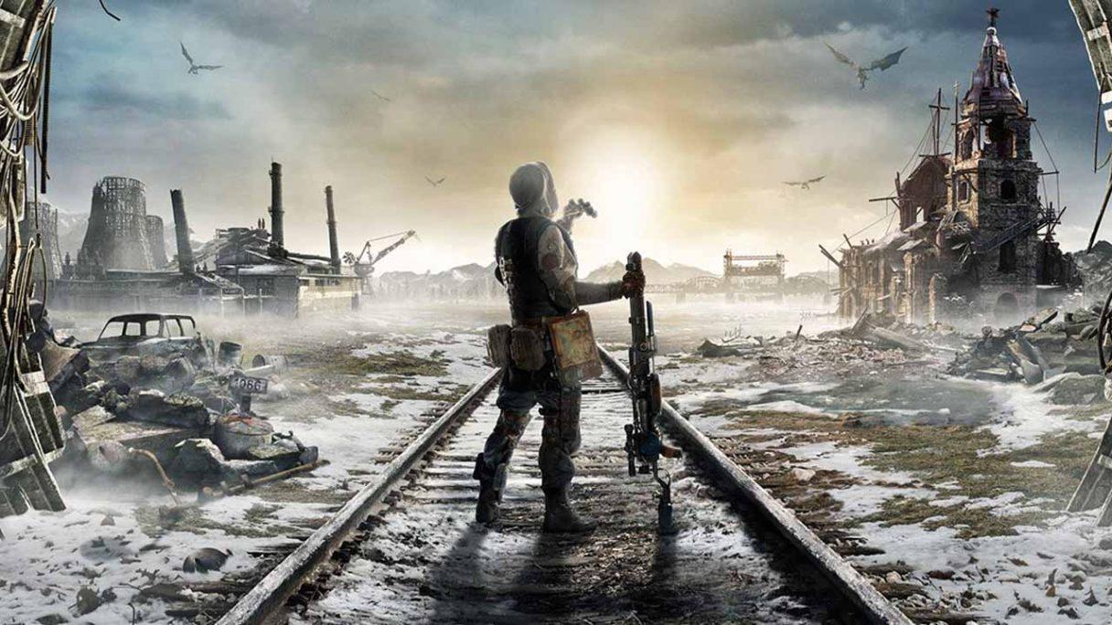 Metro Exodus - grafika