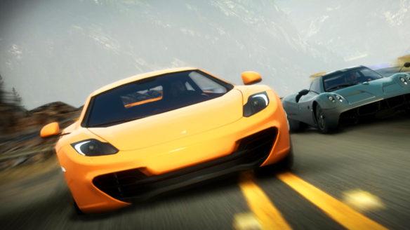 Need for Speed - samochody
