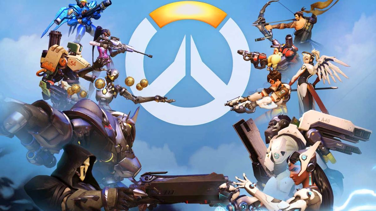 Overwatch - bohaterowie