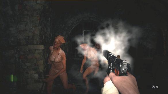 Pielęgniarki z Silent Hill w Resident Evil Village