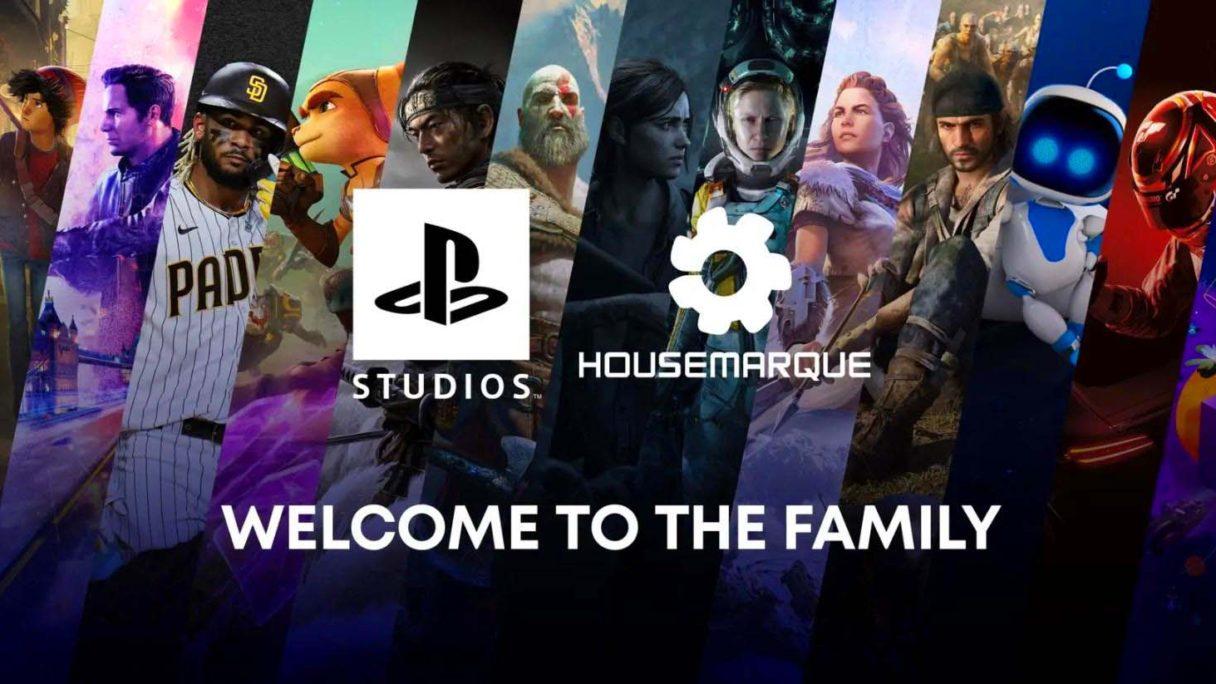 PlayStation przejmuje Housemarque
