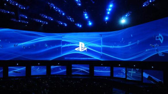 PlayStation - pokaz gier