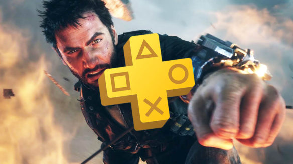 Just Cause 4 w PS Plus