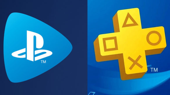PS Plus i PS Now - logo