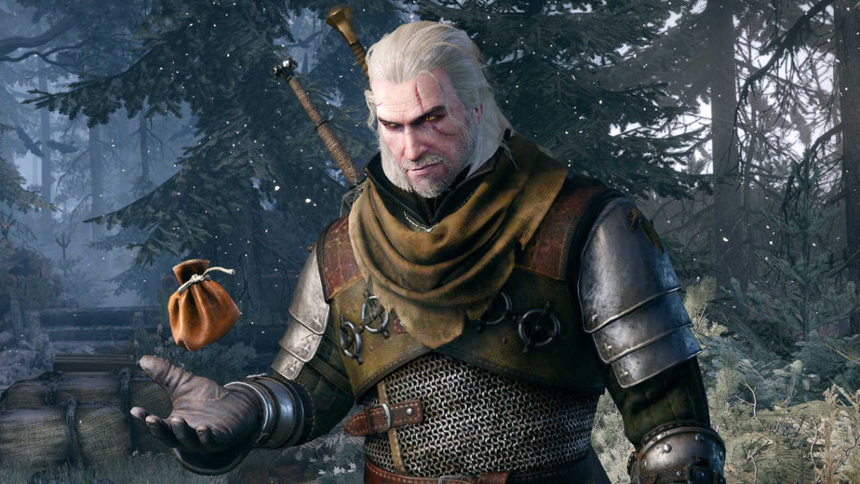 PS Plus z gorszą ofertą od PS Now w czerwcu 2021 - do tego drugiego abonamentu dołączył Wiedźmin 3 - Geralt z mieszkiem pełnym pieniędzy