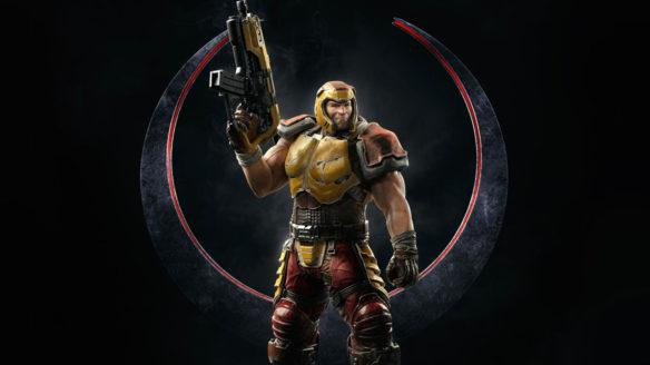 QuekeCon 2021 - id Software - Quake