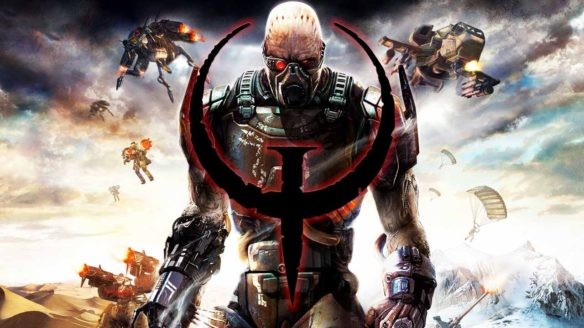 Nowy Quake i pierwsze plotki- grafika