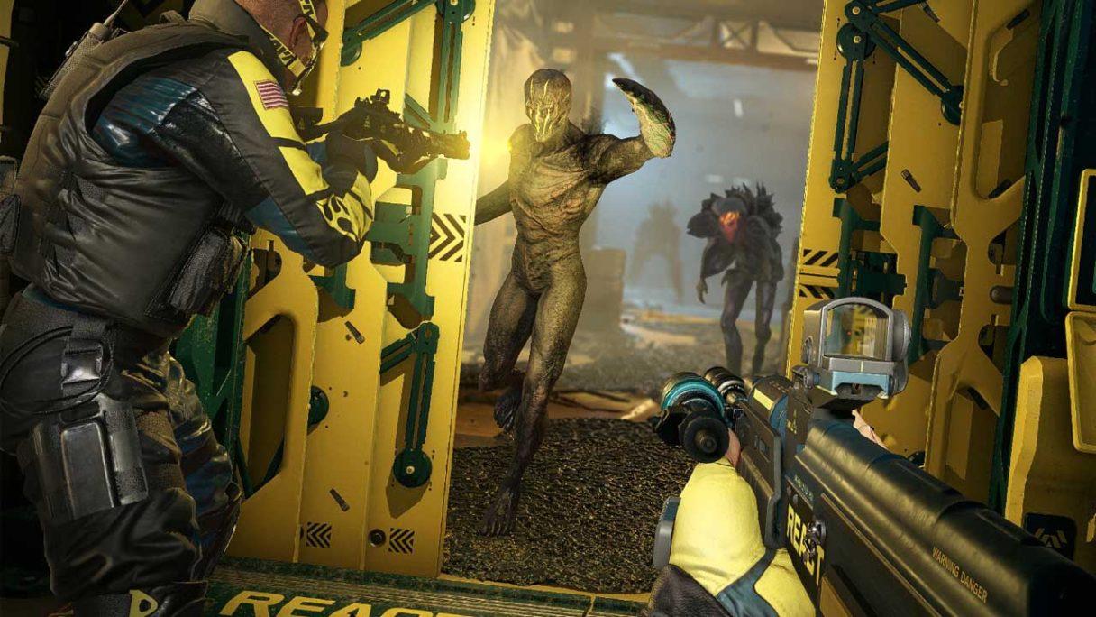 Rainbow Six Extraction - zrzut ekranu z gry