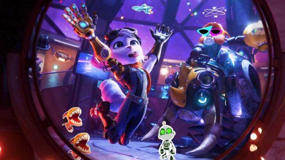 Ratchet & Clank: Rift Apart - zrzut ekranu