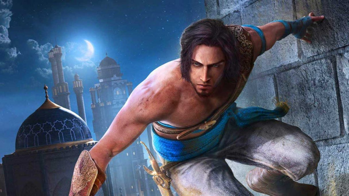 Prince of Persia: The Sands of Time Remake - protagonista