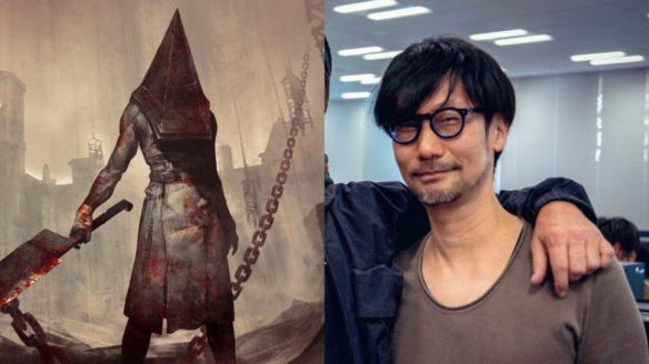 Silent Hill i Hideo Kojima