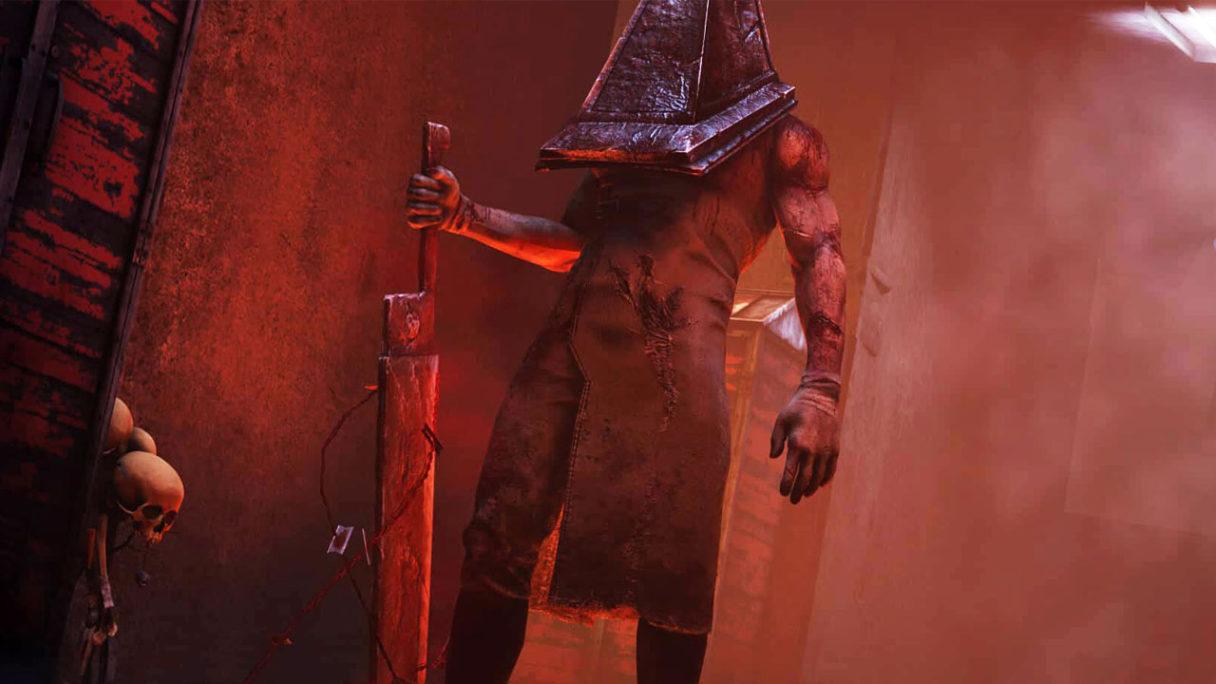 Silent Hill - piramidogłowy