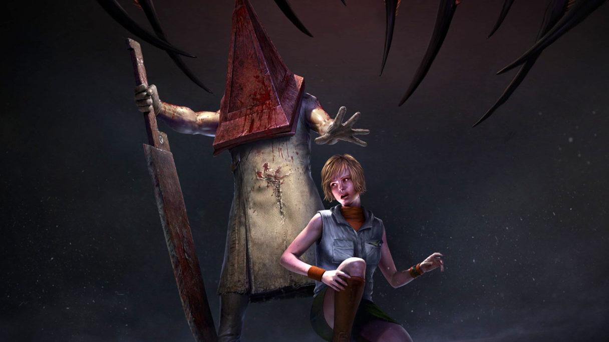 Silent Hill - grafika z Dead by Daylight