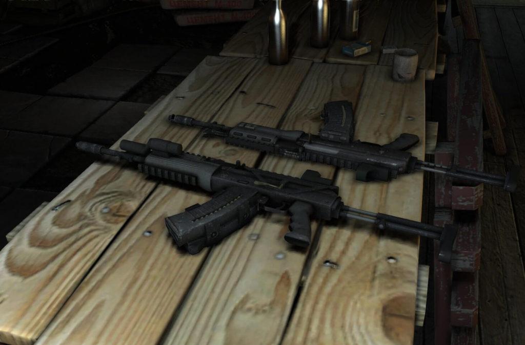 STALKER 2 broń