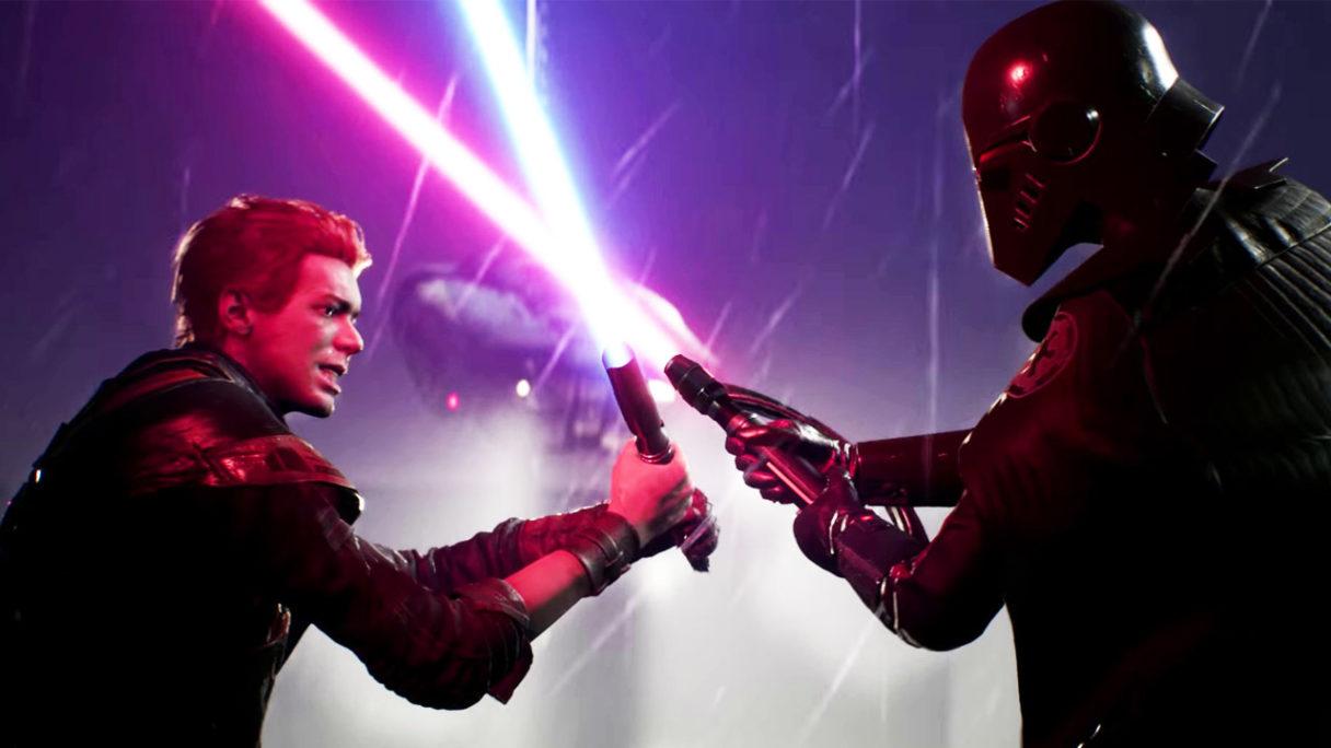 Star Wars Jedi: Fallen Order - zrzut ekranu